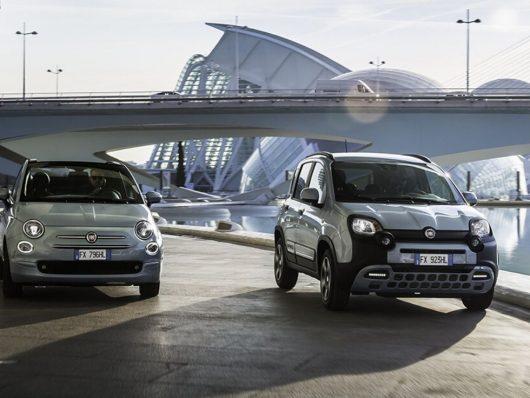 Nuova Fiat 500 ibrida e nuova Fiat Panda ibrida 2020 con sistema mild hybrid