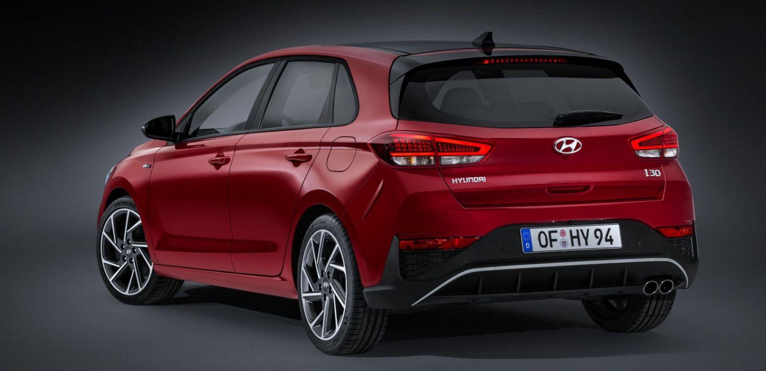Nuova Hyundai i30 2020 berlina
