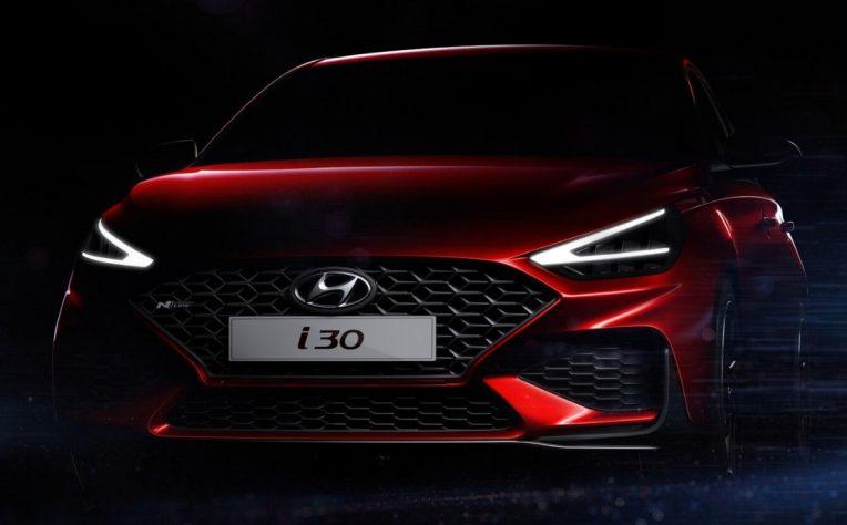 Nuova Hyundai i30 Salone Ginevra 2020