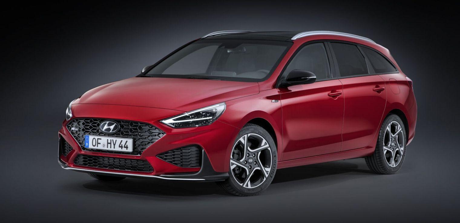 Nuova Hyundai i30 wagon 2020
