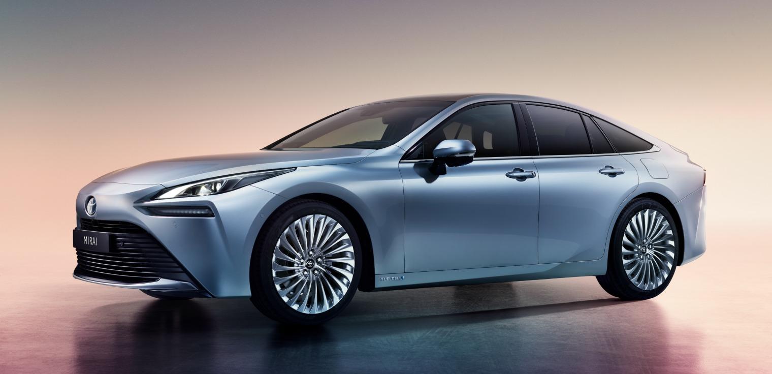Nuova Toyota Mirai Salone di Ginevra 2020