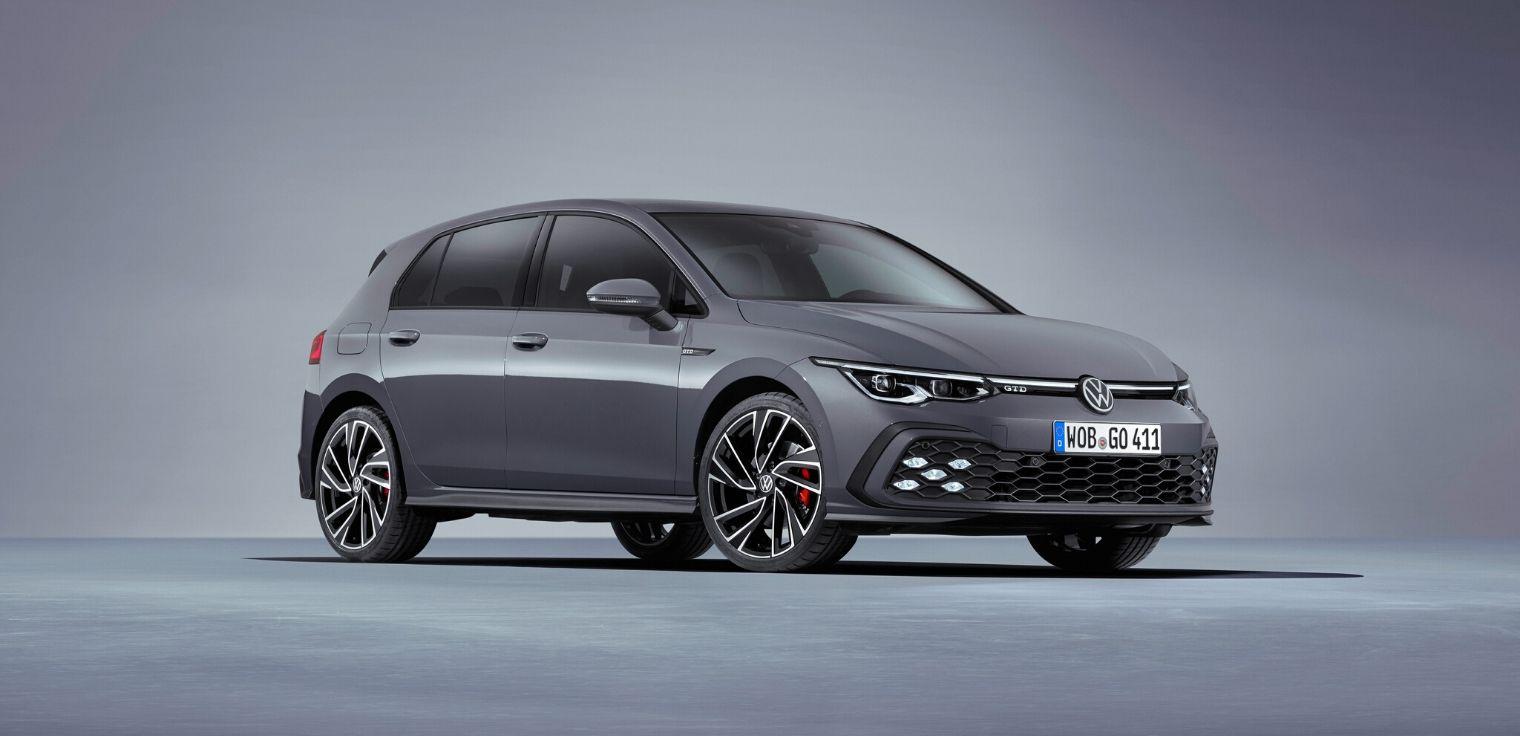 Nuova Volkswagen GTD 2020