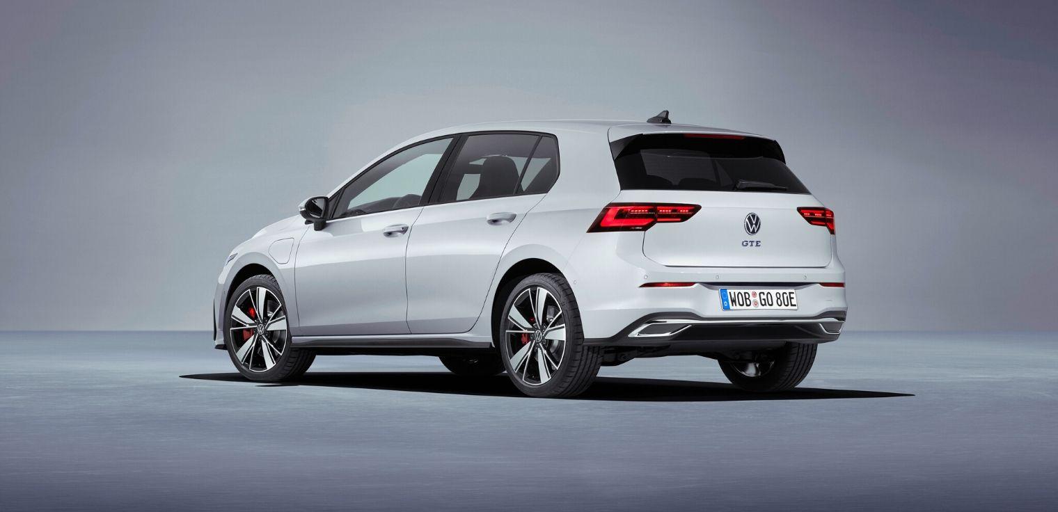 Nuova Volkswagen GTE 2020