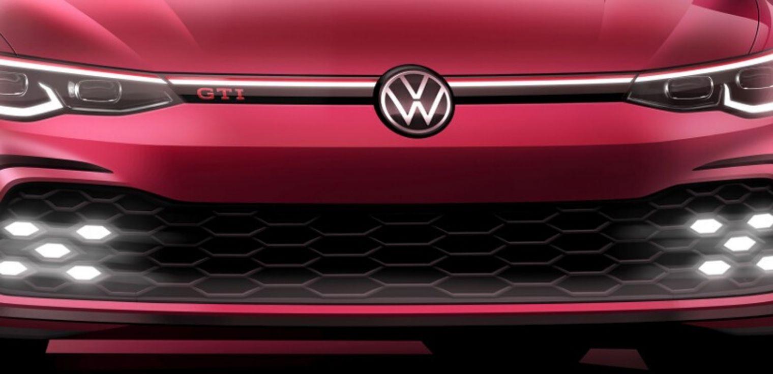 Nuova Volkswagen Golf GTI al Salone di Ginevra 2020