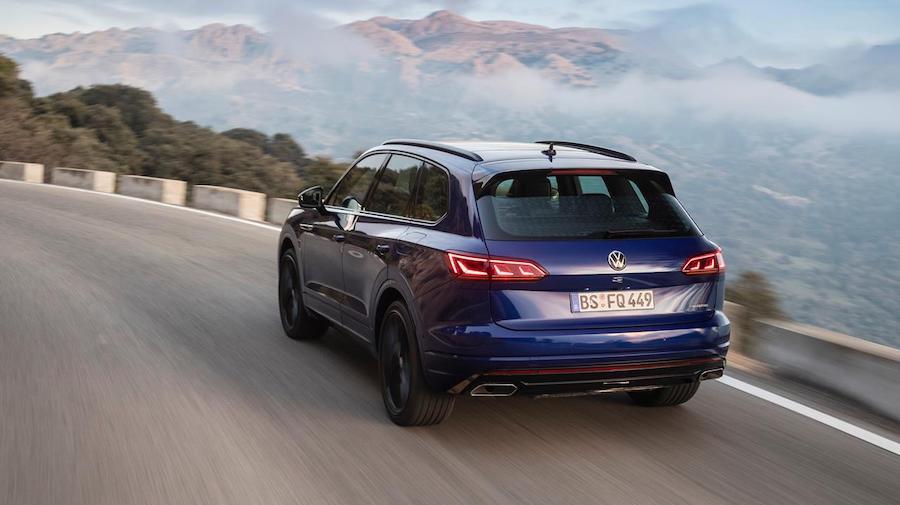 Prestazioni di Volkswagen Touareg R ibrida