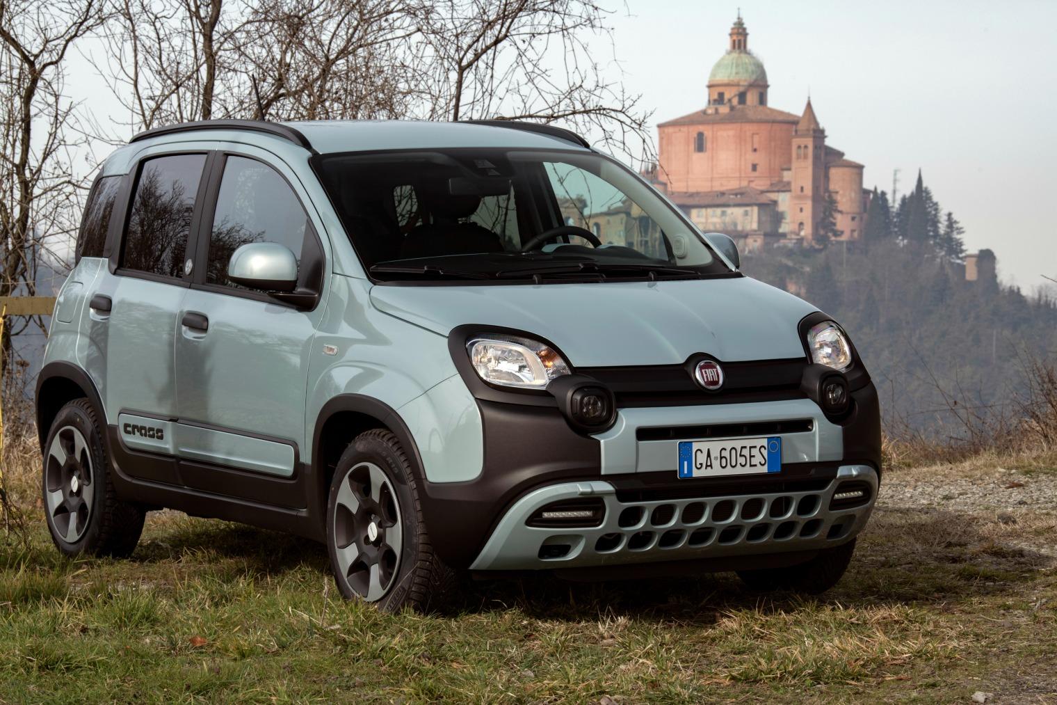 Prezzi nuova Fiat Panda Hybrid