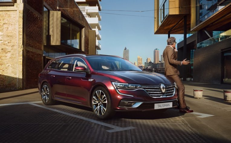 Renault Talisman restyling 2020