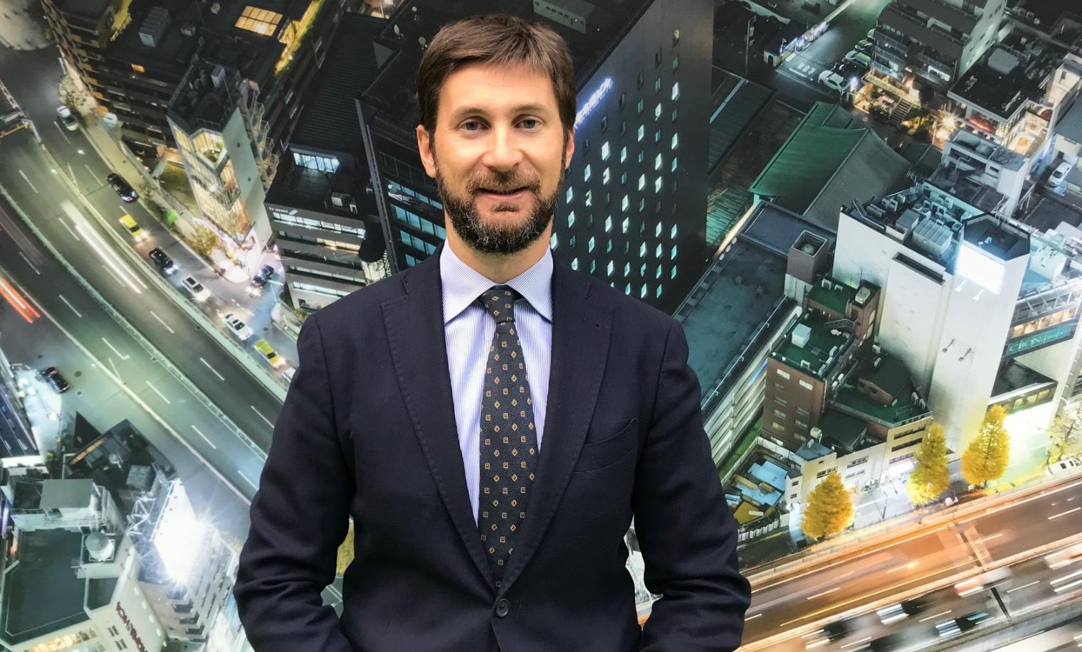 Stefano Sordelli Volkswagen Group Italia