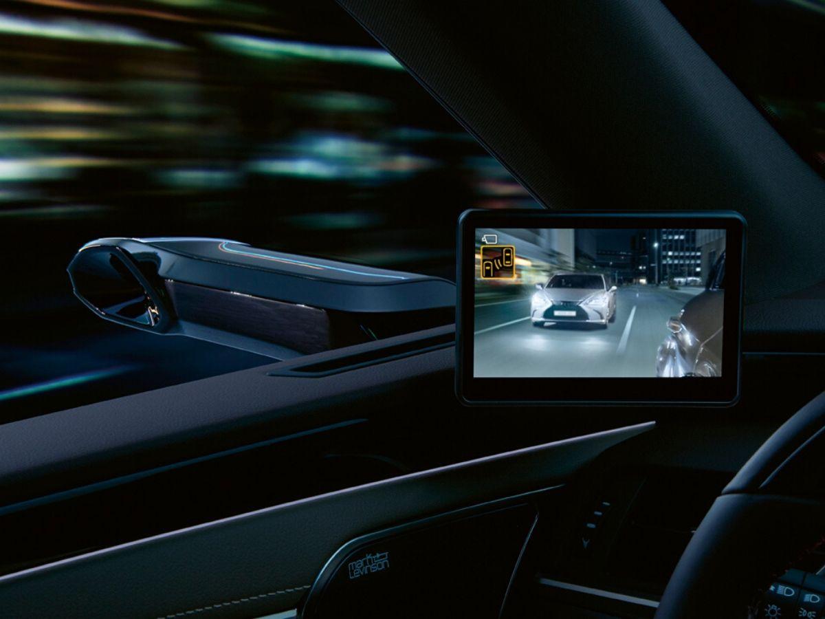 Gli specchietti retrovisori esterni virtuali esordiscono al Salone di Ginevra 2020