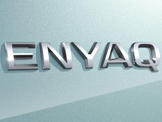 Nuova Skoda Enyaq