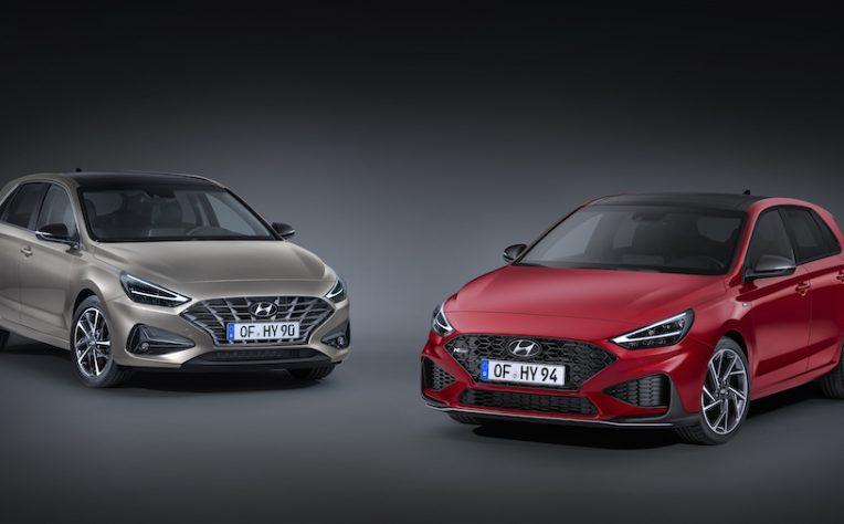 restyling 2020 Hyundai i30