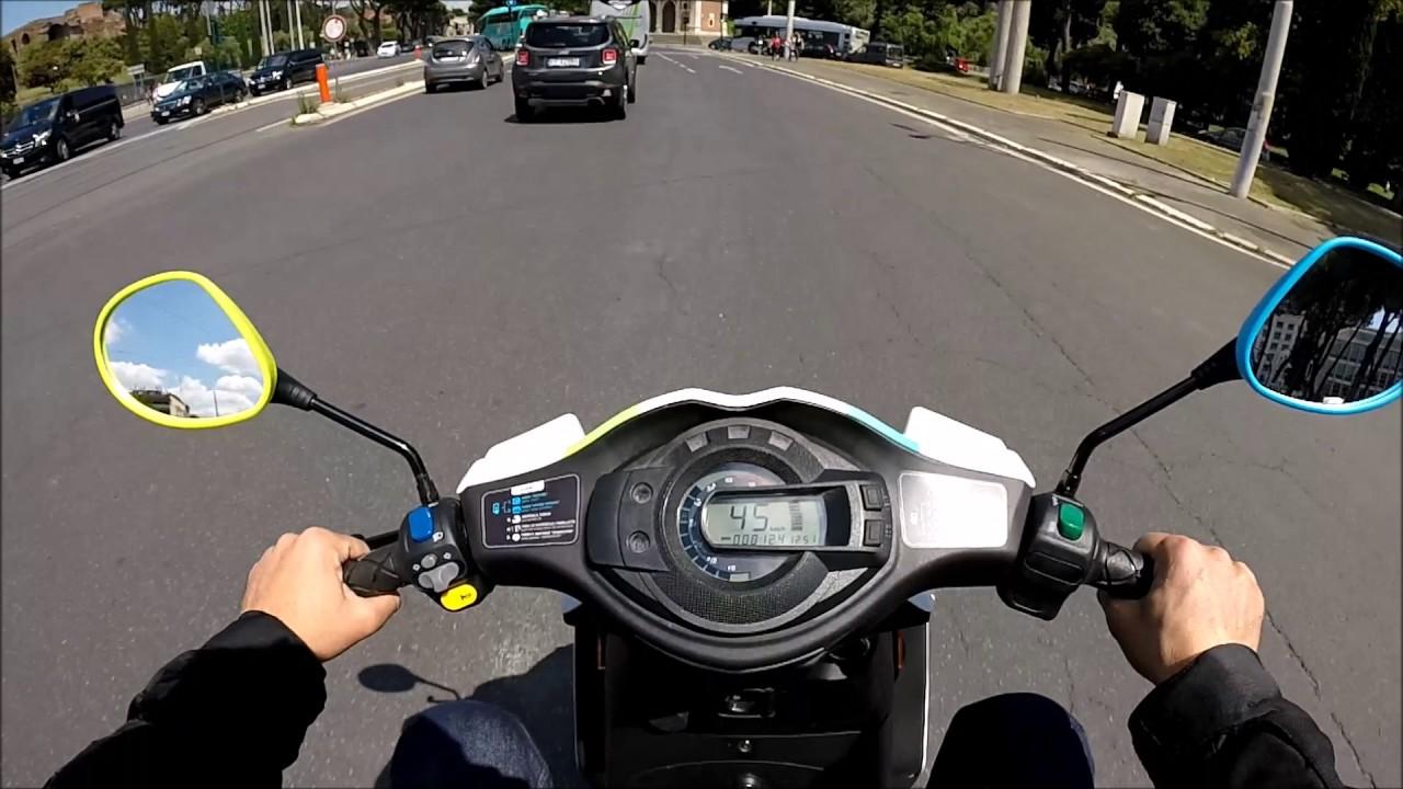 servizi scooter sharing Italia