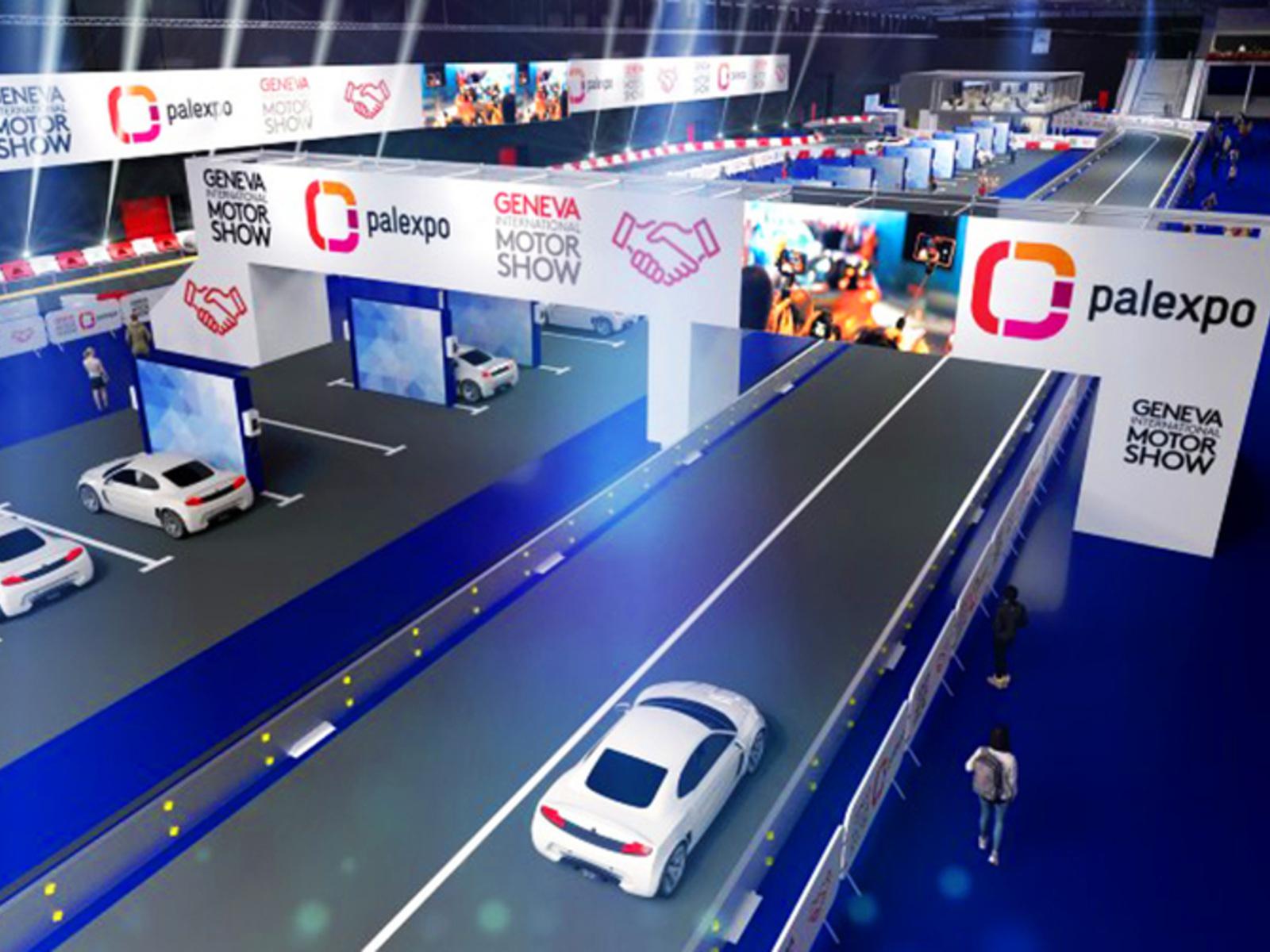 test drive Salone di Ginevra 2020