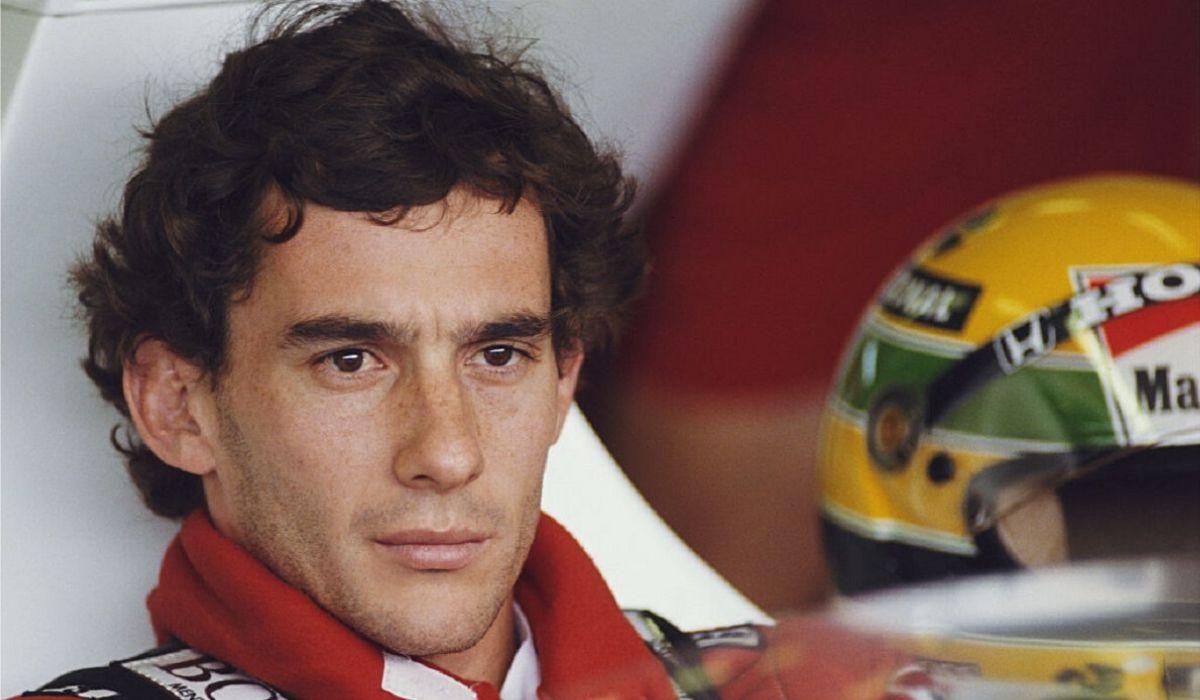 Ayrton Senna libro