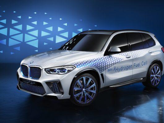 BMW X5 idrogeno