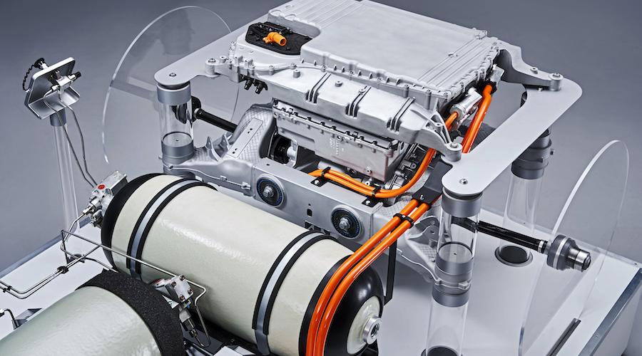 BMW eDrive motore elettrico