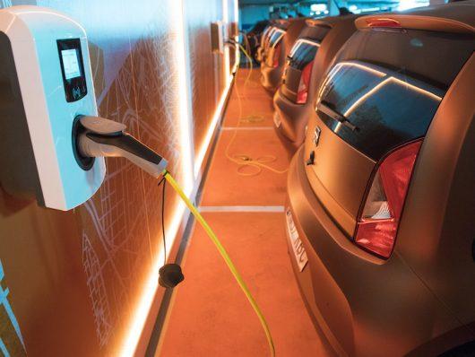 Come è fatta un'auto elettrica