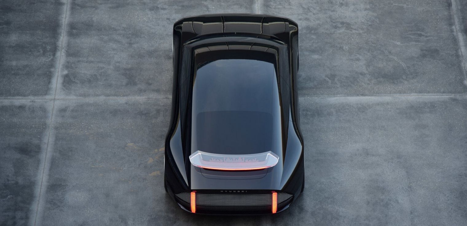 Concept car elettrica Hyundai Prophecy