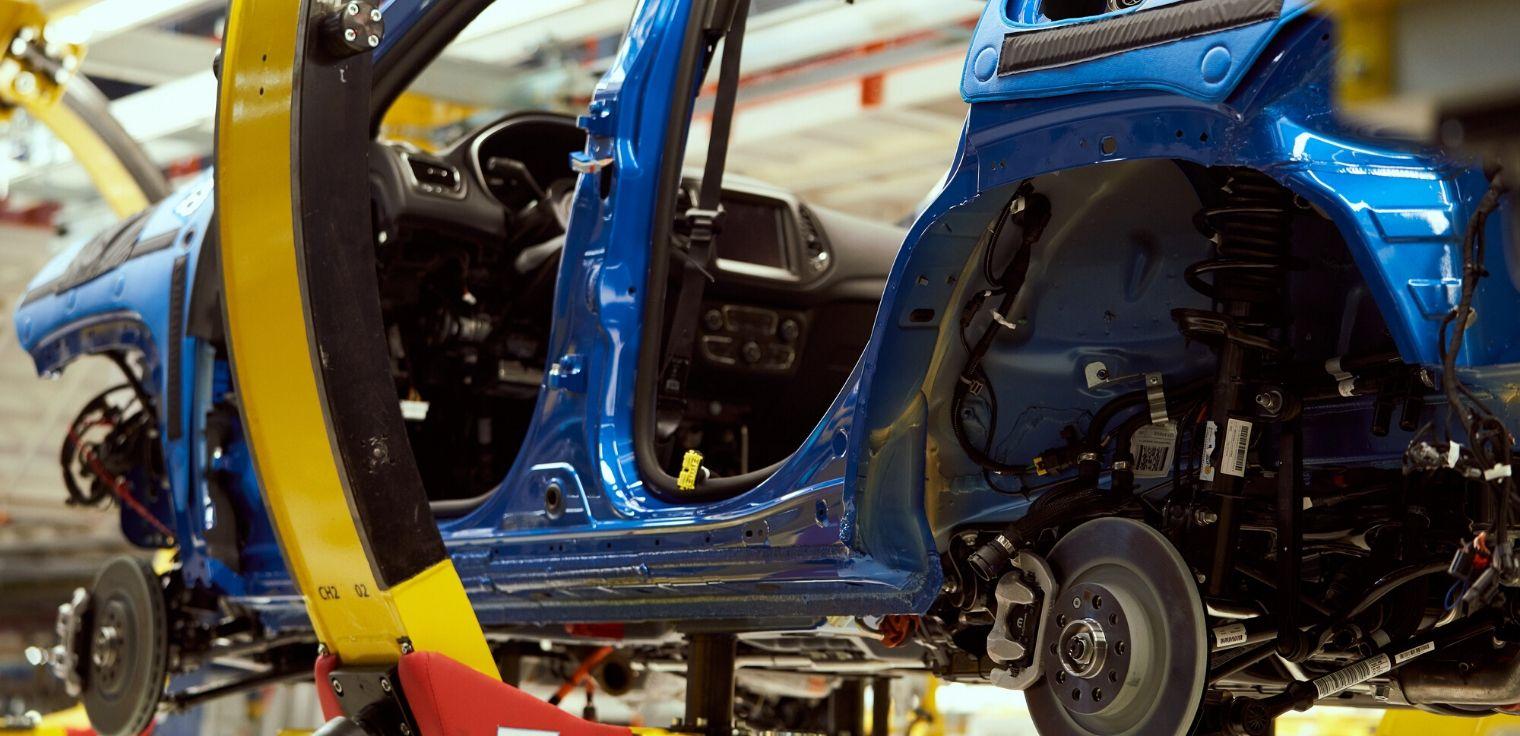 Gruppo FCA coronavirus stop produzione auto