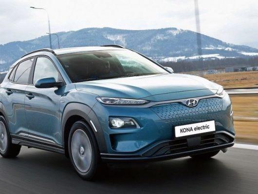 Hyundai Kona elettrica 2020