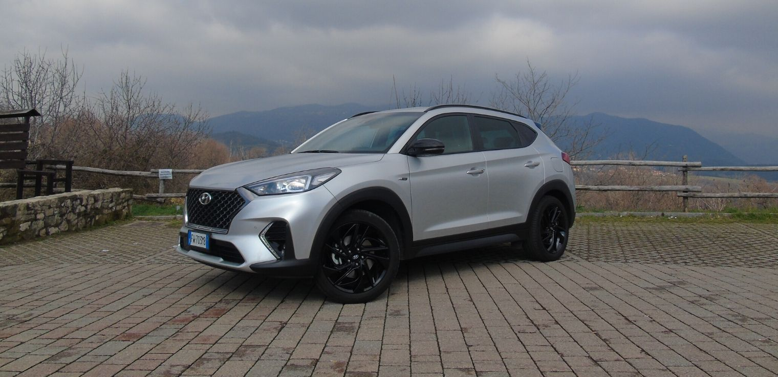 Hyundai Tucson 2020 test drive