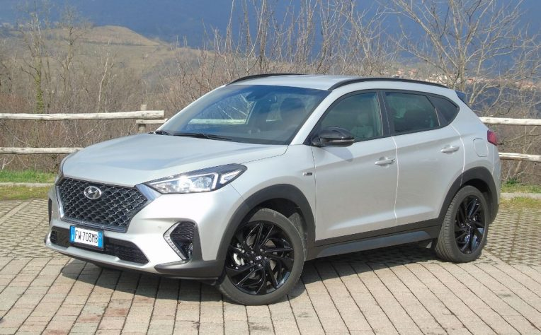 Hyundai Tucson Suv ibrido
