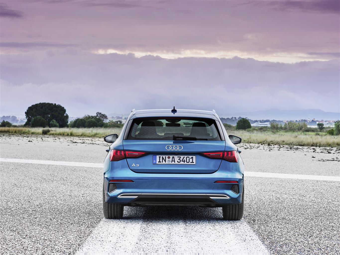 Lancio nuova Audi A3 Sportback