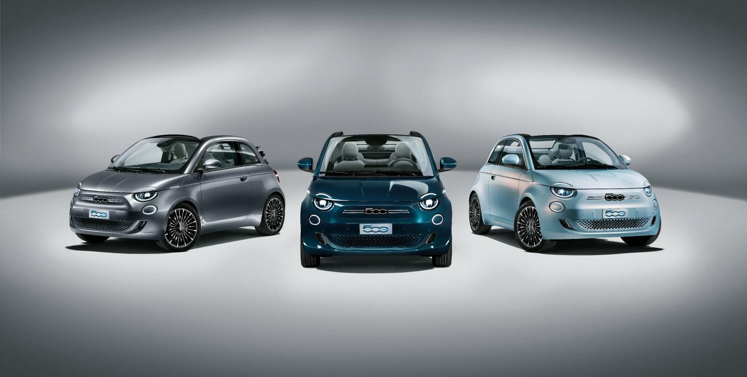 Lancio nuova Fiat 500 elettrica