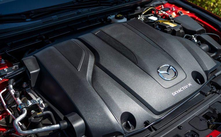Motore Mazda e biocarburanti