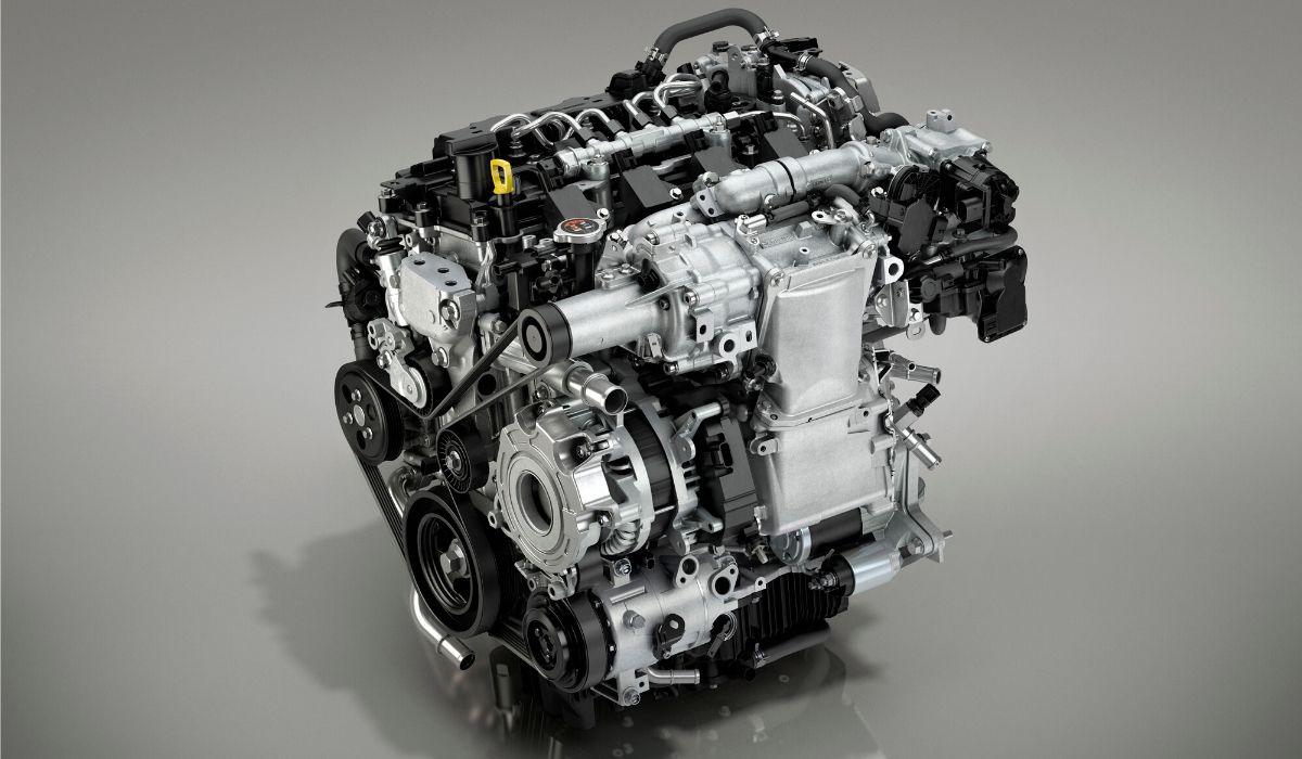 Motore Skyactiv-X Mazda caratteristiche
