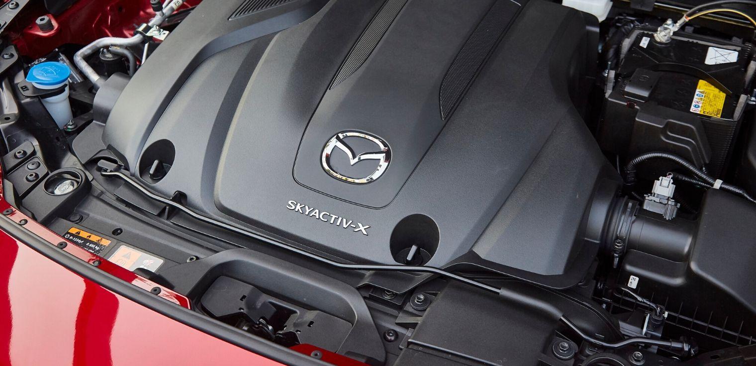 Motore Skyactiv-X Mazda come funziona