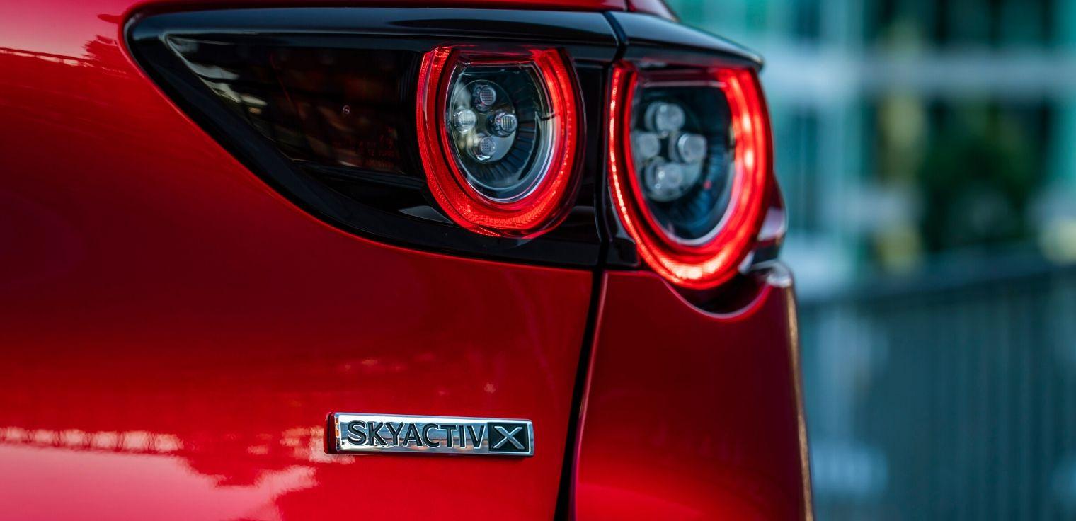 Motore Skyactiv-X Mazda prestazioni