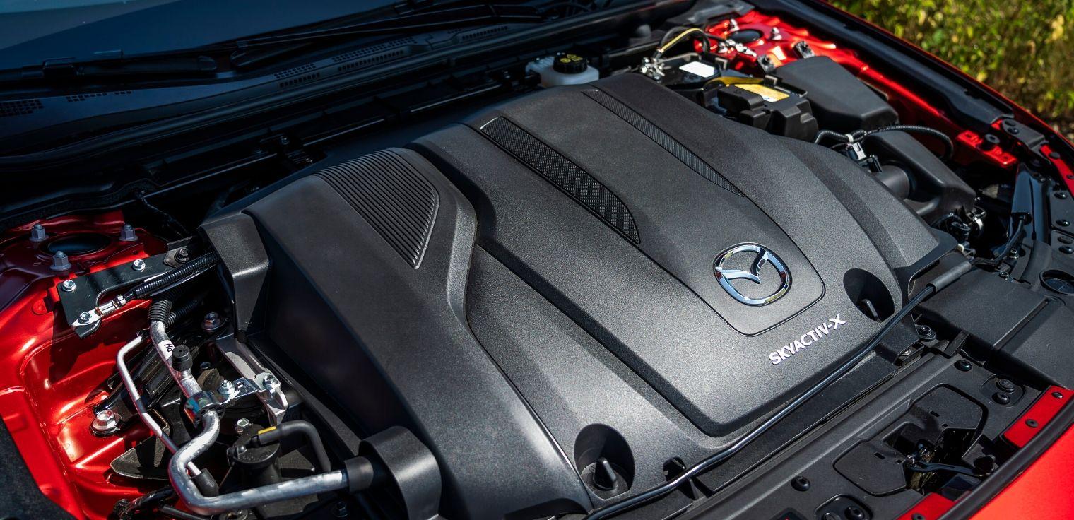 Motore Skyactiv-X Mazda