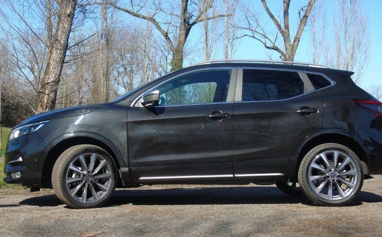Nuova Nissan Qashqai 2020 test drive