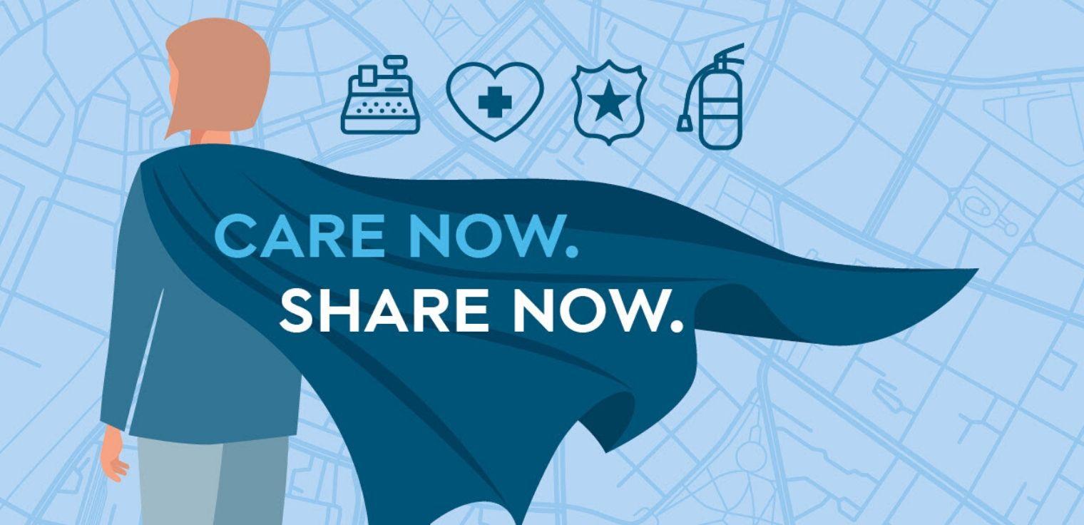 Pacchetto da 30 giorni di Share Now per l'emergenza coronavirus