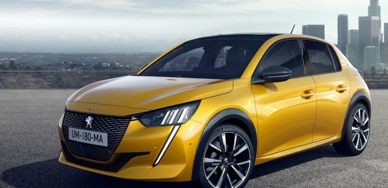 Peugeot 208 Auto dell'anno 2020