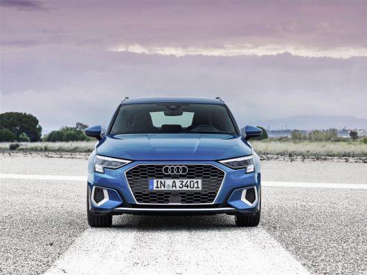Versioni nuova Audi A3 Sportback