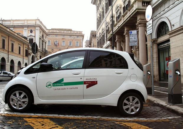 car-sharing-roma-coronavirus