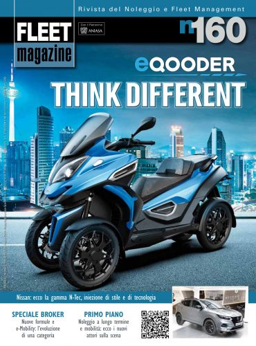 cover Fleet Magazine 160