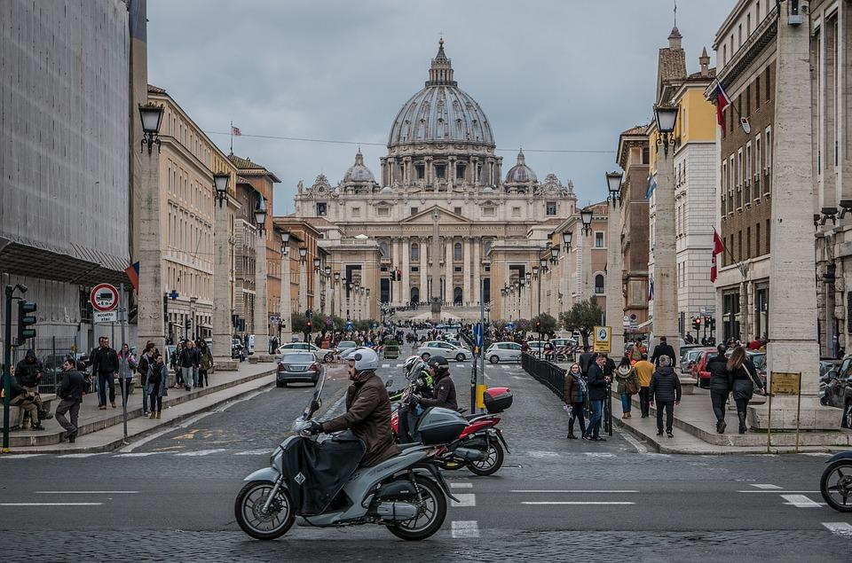 Disattivate le ZTL a Roma
