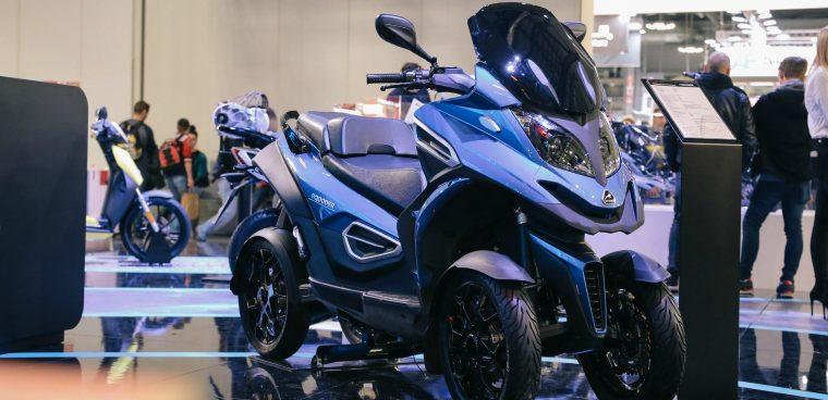 nuova mobilità eQooder