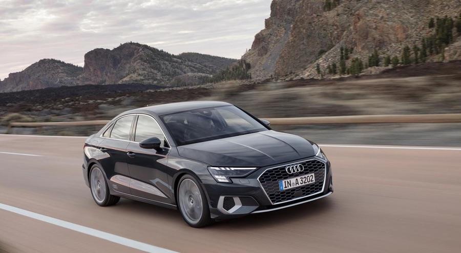 Adas di nuova Audi A3 Sedan