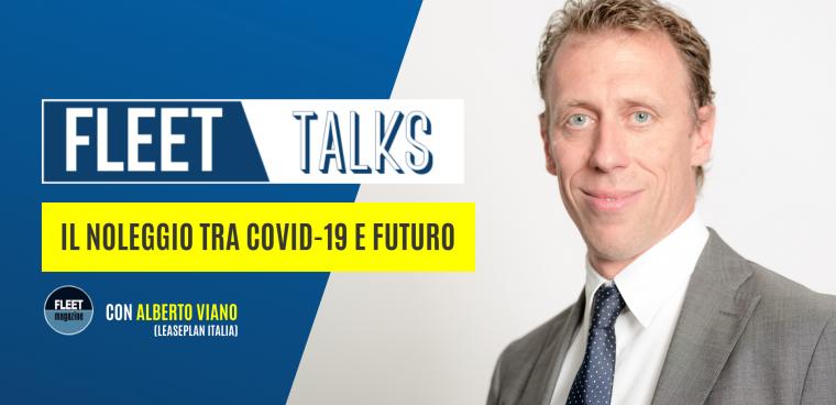 Alberto Viano LeasePlan Fleet Talks