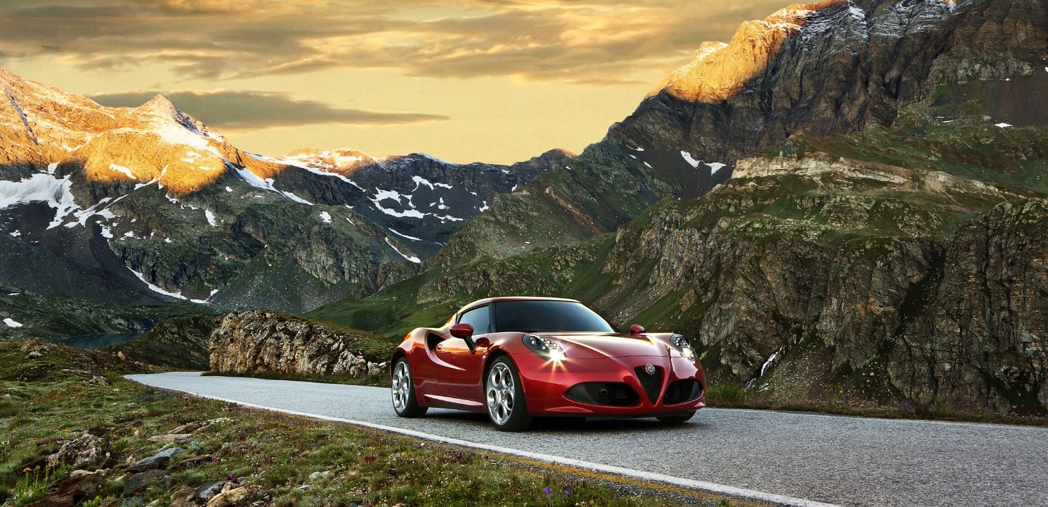 Alfa Romeo 4C fuori produzione 2020