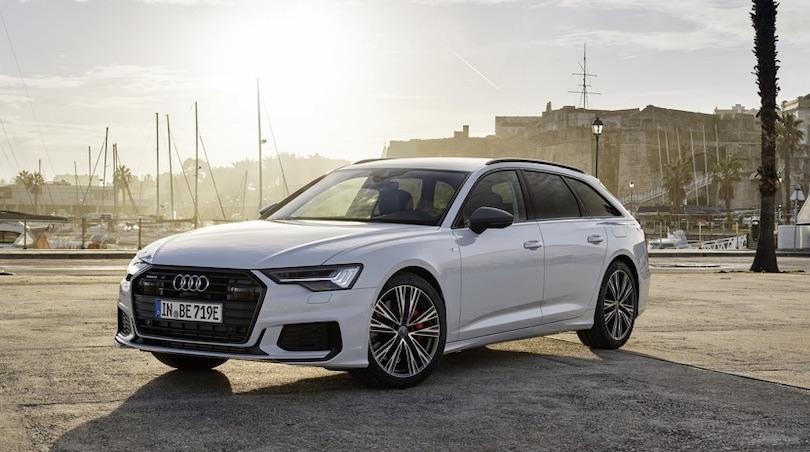 Audi A6 Avant ibrida plug in