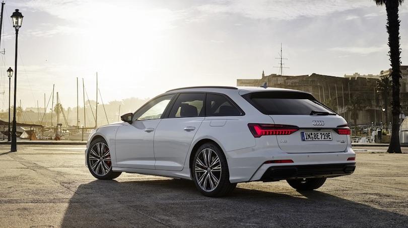 Autonomia ed emissioni di Audi A6 Avant ibrida