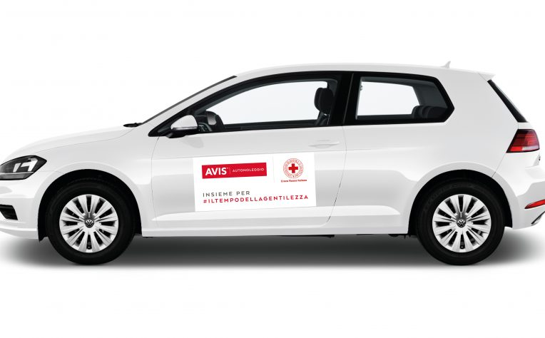 Avis Budget Group sostiene la Croce Rossa Italiana