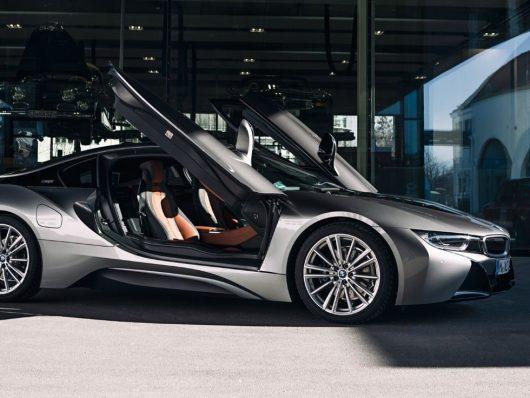 BMW i8 fuori produzione 2020