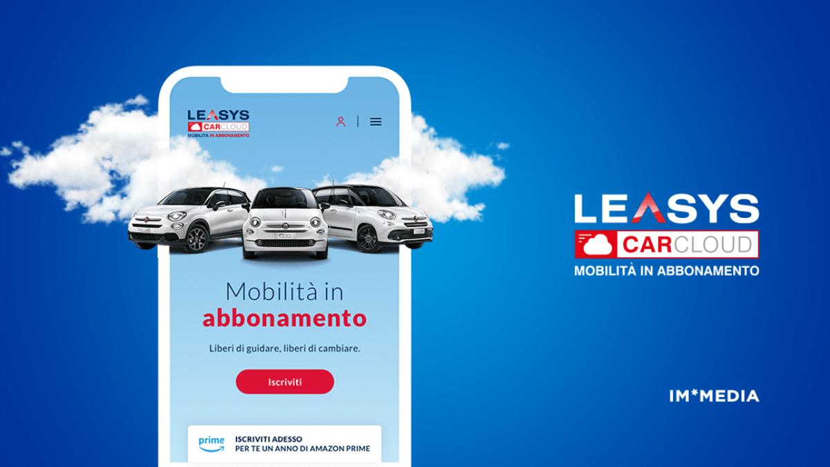 app Leasys CarCloud