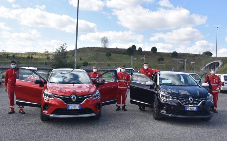 Renault solidarietà coronavir